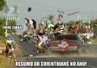 Vitória do Corinthians e derrota do São Paulo alimentam zoeira na internet