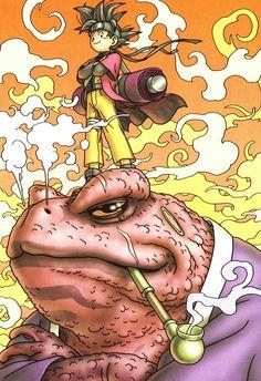 Dragon Ball Z X Naruto