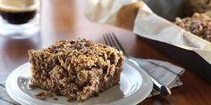 Lazy Daisy Oatmeal Cake Recipe on Yummly. @yummly #recipe