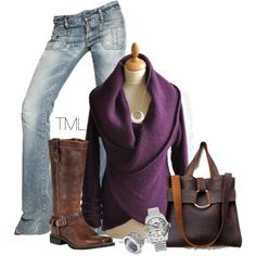 A fashion look from August 2013 featuring Dsquared2 jeans, Durango boots and Rolex watches. Browse and shop related looks.