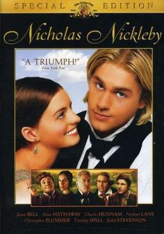 Available in: DVD.In this version of the classic Charles Dickens novel, Nicholas Nickleby, MGM has produced an exceptional special edition DVD. Charlie Hunnam, Period Movies, Period Dramas, Bambi, Barry Humphries, Juliet Stevenson, Tom Courtenay, Edward Fox, Romola Garai