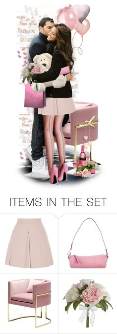 """""""Love Song, Sara Bareilles"""" by blendasantos ❤ liked on Polyvore featuring art, dolls, valentinesday and valentines"""