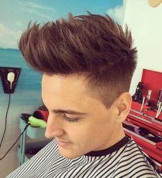 Potongan rambut undercut pria Model Rambut Undercut 5aa74c40af