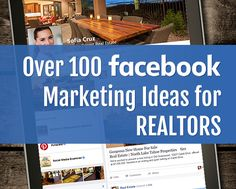Real-Estate Marketing Tips And Strategies Real Estate Video, Real Estate Leads, Real Estate Tips, Selling Real Estate, Real Estate Investing, Facebook Marketing, Marketing Plan, Real Estate Marketing, Business Marketing