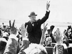 Periodista, militar, político y Premio Nobel de Literatura en 1953, logró renacer de sus cenizas para liderar la resistencia europea frente a la barbarie nazi y el comunismo