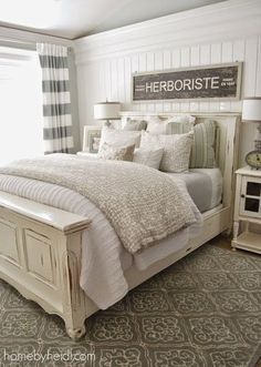 """In 2010 I posted this """"The Perfect Bed"""" (clickHEREfor all the details :)I even did a short TV segment on Utah's Fresh LivingThat was a few years ago and a baby later... but, I still get loads of que"""