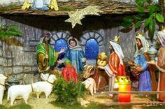 Pre katolíkov sú jasličky a scéna betlehema symbolom Vianoc - Zaujímavosti - SkolskyServis.TERAZ.sk Painting, Art, Craft Art, Painting Art, Kunst, Paintings, Drawings, Art Education, Sanat