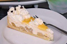 Birnen - Schmand - Torte