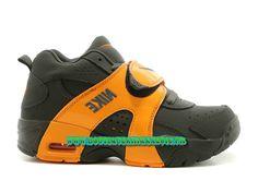 Nike Air Veer GS Chaussures Nike LifeStyle Pas Cher Pour Femme Châtain/Abricot 599213-007