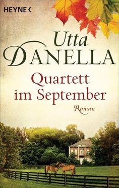 Quartett im September - Utta Danella