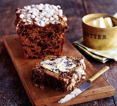 Bara Brith ~ No Welsh afternoon tea would ever be complete without this delicious fruity tea bread. Bara Brith literally means speckled bread. Welsh Recipes, Uk Recipes, Bbc Good Food Recipes, Bara Brith, Mixed Fruit, Food Shows, Sweet Bread, Cooking Time, Mama Cooking