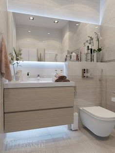 Guest toilet for interior design in Sochi, … - bathroom decoration Bathroom Design Luxury, Bathroom Layout, Modern Bathroom Design, Home Interior Design, Small Bathroom, Light Bathroom, Bathroom Ideas, Dream Bathrooms, Beautiful Bathrooms