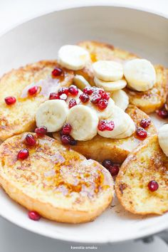 French toast in a sweet way :)