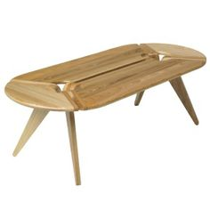 46 Oblong Coffee Table by NBFN. Now this is a curious creation, wit...