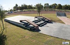 Rob Dyrdek Safe Spot Skate Spot Phoenix Arizona   Skatepark Design and Construction Portfolio