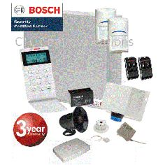 Bosch Solution 880 Ultima with 2 x Wireless PIR Detectors + Icon Codepad