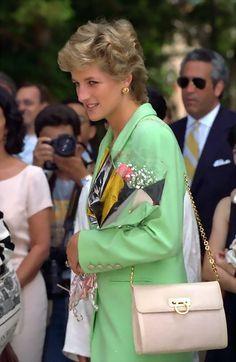 Diana in Venice, Italy, June 17, 1995
