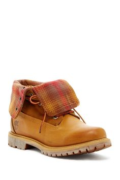 Authentics Fold-Down Boot- Wide Width Available