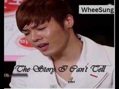 (휘성) Wheesung - The Story I Can't Tell