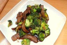 Wołowina z Brokułami to jedna z lepszych potraw kuchni chińskiej. Bardzo zdrowa
