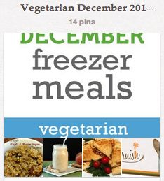 freezer meals for the month