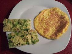 Tortilla huevos ecologicos Tostas de avena con aguacate y pimienta negra