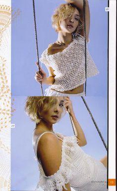 Ideal Crochet N°14 - claudia Rabello - Picasa Web Albums