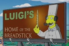 The Simpsons Luigi's Pizza - Find out what else is coming to Universal Studios Fast Food Boulevard Springfield development...