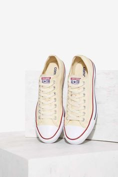 Converse Chuck Taylor All Star Classic Sneaker - Natural White - Sneakers