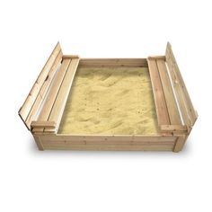 Features:  -Illustrated instructions included.  -Product includes a warranty of 30 Days Parts to the original purchaser.  -Unique, new sandbox is sure to become a favorite hangout for the neighborhood