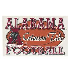 1000 images about alabama stickiers on pinterest for Alabama football mural