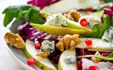 salada de ano novo com romã - 6