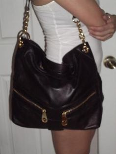 michael kors purse black