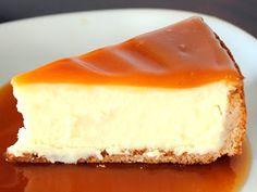 Nárwen's Cuisine: Cheesecake de Caramelo