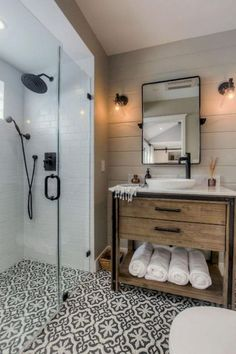 Awesome Small Bathroom Decor Ideas On A Budget. Below are the Small Bathroom Decor Ideas On A Budget. This article about Small Bathroom Decor Ideas On A Budget was posted under the Bathroom category by our team at April 2019 at am. Hope you enjoy it . Bathroom Interior, Bathroom Decor, Bathtub Design, Small Bathroom Remodel, Shower Remodel, Amazing Bathrooms, Bathrooms Remodel, Bathroom Makeover, Green Bathroom