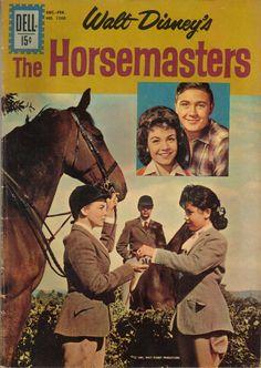 the horsemasters comic book