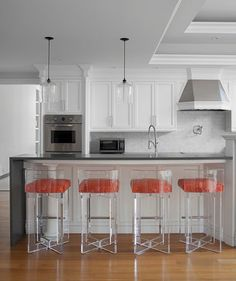 lucite counter stools kitchen morris and woodhouse