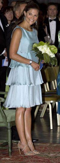 lotta royal fashion - Crown Princess Stockholm Water Prize