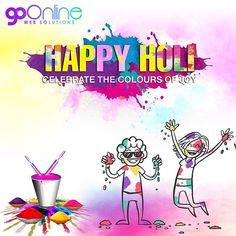 Happy Hol! Digital Marketing, Colours, Happy, Instagram, Ser Feliz, Happiness, Being Happy