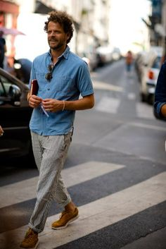 Paris Men's Fashion Week SS18: the strongest street style | British GQ