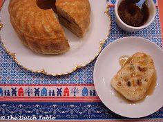 Poffert (Dutch Bread Cake)