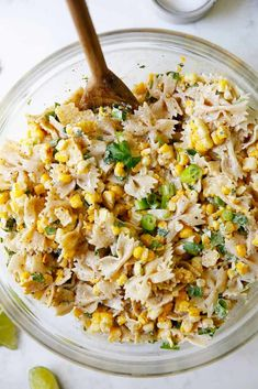 Creamy, tangy and so delicious, this Mexican Street Corn Pasta Salad takes your favorite summertime side and switches it up with Mexican-inspired flavors reminiscent of Elote. Healthy Side Dishes, Side Dish Recipes, Clean Recipes, Cooking Recipes, Mexican Street Corn Salad, Mexican Pasta Salads, Sugar Free Eating, Salad Works, Lexi's Clean Kitchen