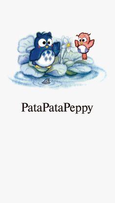 パタパタペッピー Sanrio Characters, Disney Characters, Fictional Characters, Sanrio Wallpaper, Cheer Me Up, Childhood Days, Kawaii Stickers, Rilakkuma, Sticker Design