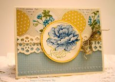 Sleepy in Seattle: Stampin' Up 2013