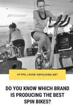Do you know which brand is producing the best spin bikes? Indoor Cycling Bike, Cycling Bikes, Workout Gear, Fun Workouts, Spin Bike For Home, Cycle Trainer, Spin Bikes, Bike Reviews, Fitness Magazine