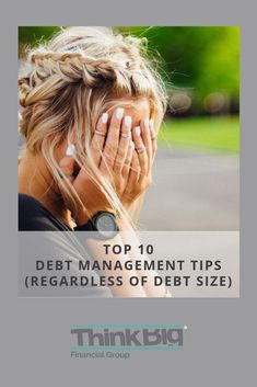 Top 10 Debt Management Tips (Regardless of Debt Size) Start Up Business, Growing Your Business, Growth Mindset Quotes, Startup Quotes, Think Big, Earn More Money, Online Entrepreneur, Building Ideas, Money Management