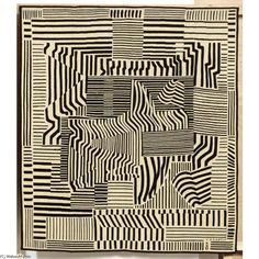 Painting Zirza A Tapestry Designed By Victor Vasarely For Tabard Aubusson