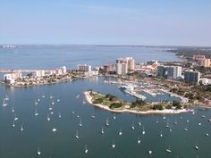 I love Sarasota.  There's no place else quite like it.