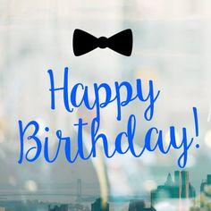 Happy Birthday! #bowtie