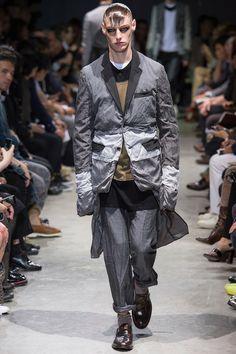 Comme des Garçons Spring 2014 Menswear Collection Slideshow on Style.com